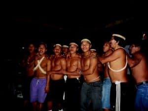 Waorani People Dance