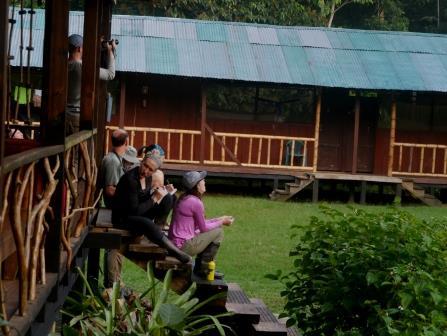 Book Tour - Shiripuno Amazon Lodge