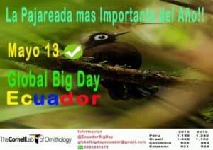 Ecuador Global Big Day