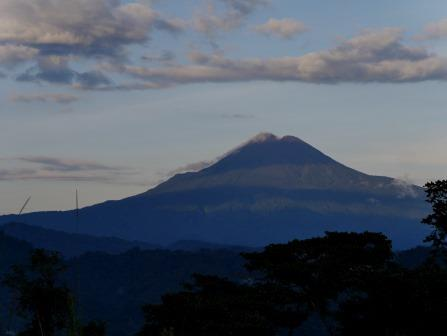 Best Ecuador Road Trip to Sumaco Volcano
