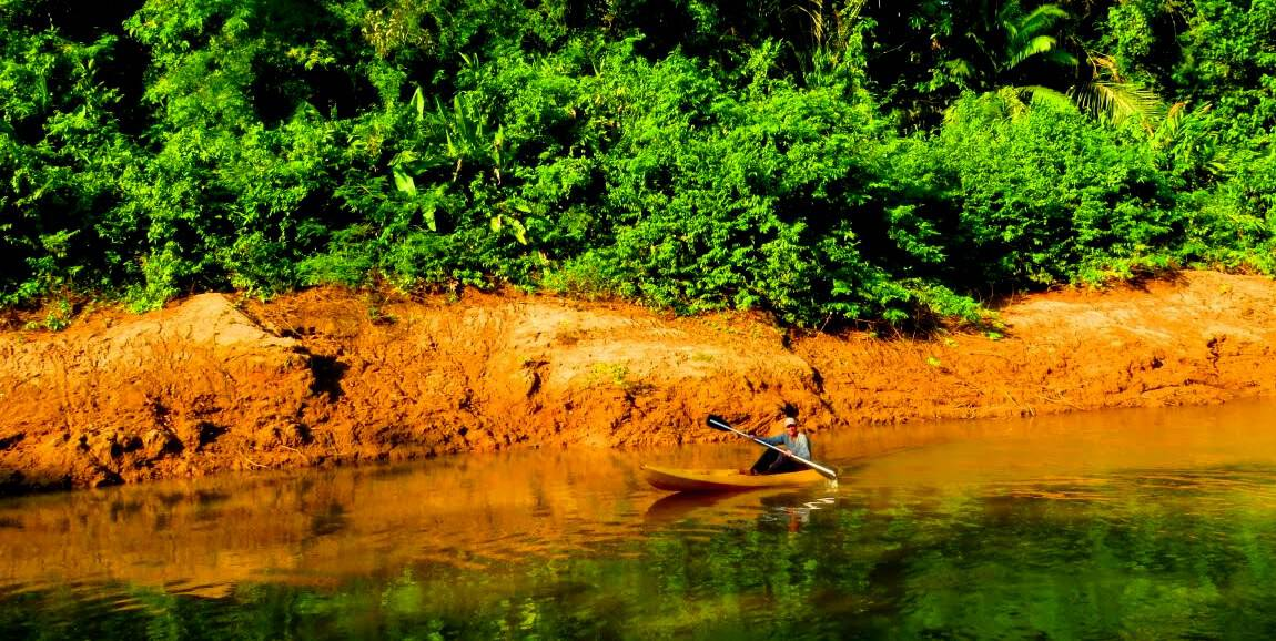 Amazon Wildlife Kayak Tour