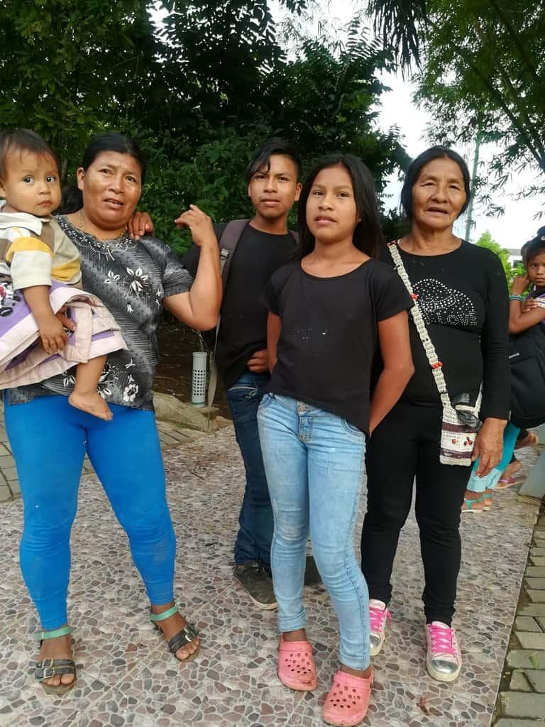 The Waorani People Today