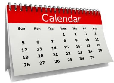 Ecuador Nature Trips Calendar